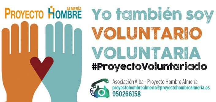 ser voluntario almeria