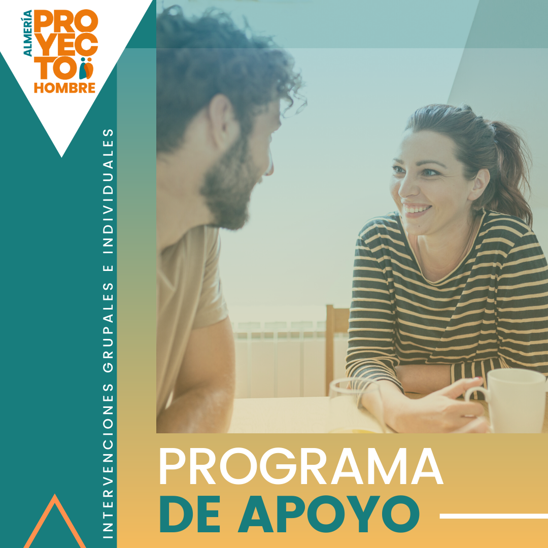 programa apoyo adicciones almeria
